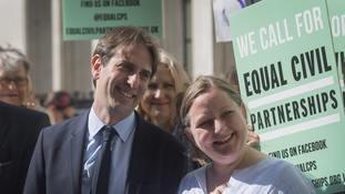 Supreme Court to rule on heterosexual couple's legal bid for civil partnership