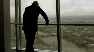 Shard officially opened by Boris Johnson