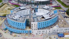 The new Royal Papworth Hospital