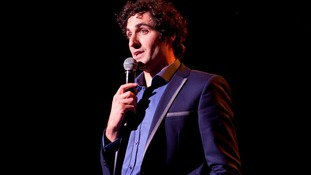 Patrick Monahan shows us the funny