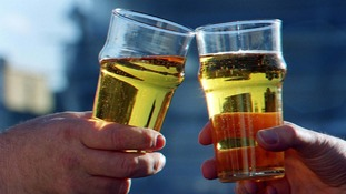 Strongbow cider is one of the first victims of the carbon dioxide shortage.