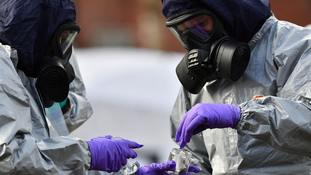 Chemical weapons watchdog given extra powers after UK pressure