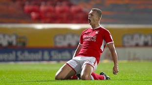 Luke Norris: Colchester United sign striker from League Two rivals Swindon Town