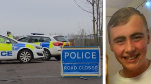 17-year-old Liam Hunt was murdered on St Valentine's Day in Northampton.