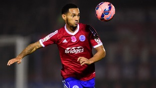 Ipswich Town sign winger Jordan Roberts on a free transfer