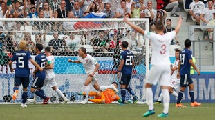 Japan fell to defeat courtesy of Bednarek's second-half goal but still progress to the knockout stages ahead of Senegal