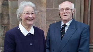 Marjorie and Michael Cawdery, who were stabbed to death in their Portadown home in May 2017.