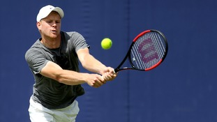Kyle Edmund drawn against Australia's Alex Bolt in Wimbledon first round