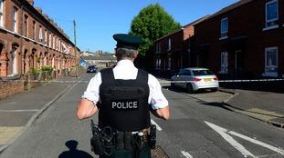 Murder investigation underway in north Belfast