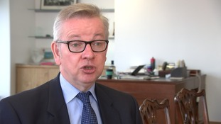 Speaking to ITV News, Michael Gove revealed plans to restrict puppy sales.