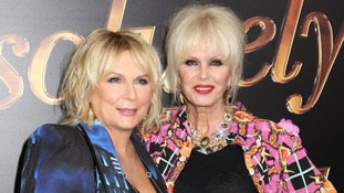 Ab Fab star comes to Bristol to back hospice appeal