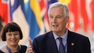 Michel Barnier said there still remained 'huge and serious divergence'.