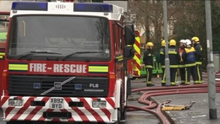 The Devon and Somerset Fire and Rescue Authority have had their budget cut by £5.5 million.