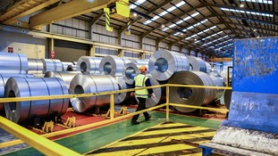 Steel merger deal 'will secure jobs and investment', union says