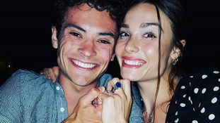 Jersey actor Jonny Labey engaged