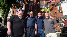 Belfast Orange Hall opens doors to GAA visitors
