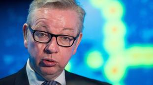 Michael Gove ripped up Brexit papers after customs concerns were downplayed