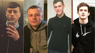 'You were so loved' - Mum leads tributes to four young men killed in Leeds crash between Uber taxi and Seat Leon