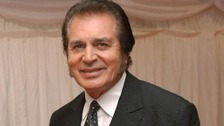 File photo dated 27/05/2004 of veteran crooner Engelbert Humperdink in London.