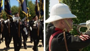 Thousands celebrate Armed Forces Day at National Memorial Arboretum