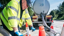 Some NI homes experiencing loss of water pressure