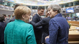 Last week in Belgium, Theresa May was told by Europe's leaders it is the
