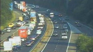Man dies and another seriously injured after Swansea motorway crash