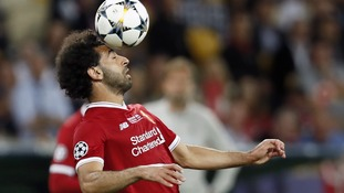Mohamed Salah signs new five-year deal with Liverpool