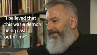 Dean has suffered the trauma of trying to change his sexuality through what's called 'conversion therapy'.