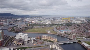 The company is creating an office in Belfast.