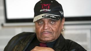 Joe Jackson buried in same LA-area cemetery as son Michael