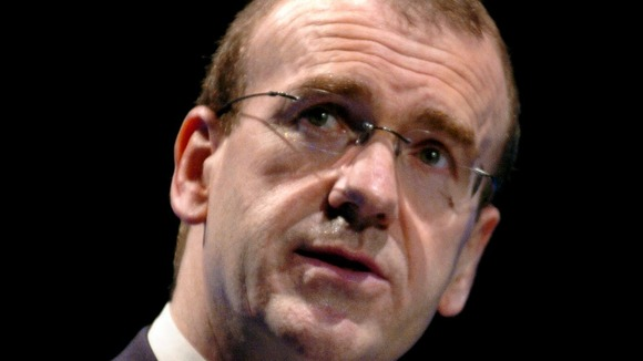 Former Tesco boss Sir Terry Leahy.