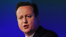 Prime Minister David Cameron will dine with presidents Hamid Karzai and Asif Ali Zardari at Chequers today.