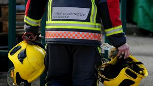 Fire service under 'tremendous pressure' after spate of wildfires