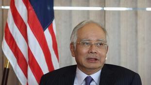 Malaysia's ex-PM Najib Razak held in corruption investigation