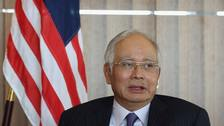 Najib Razak is expected to appear in court on Wednesday.