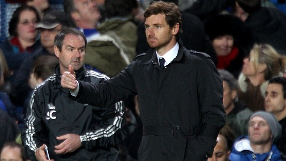 Andre Villas Boas and Clarke