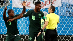 Nigeria captain John Obi Mikel played in World Cup hours after learning of father's kidnapping