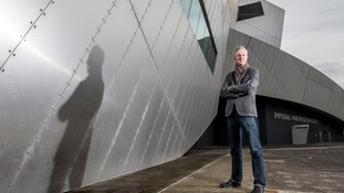 Tony Walsh will form part of the new exhibition at the IWM North