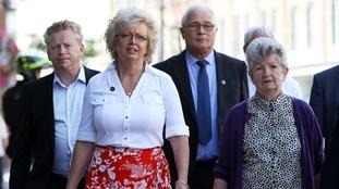Families of Birmingham bomb victims meet DUP and Sinn Fein