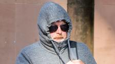 Former Newcastle United coach George Ormond outside Newcastle Crown Court