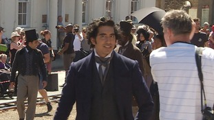 Dev Patel stars in the new adaptation of David Copperfield