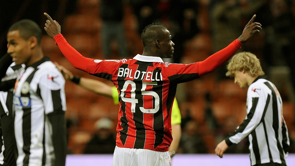 milan udinese highlights balotelli ac - photo#10