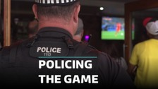 Policing the Game