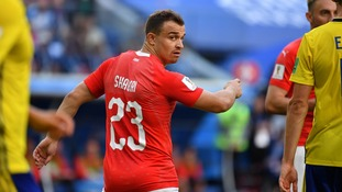 Rumours: Liverpool and Man United set to go head to head over Stoke's Shaqiri plus other football transfer rumours