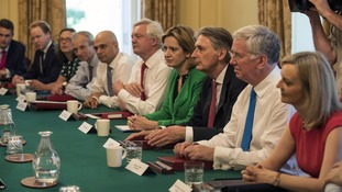 Davis who has to try and sell whatever the Cabinet agrees to the EU