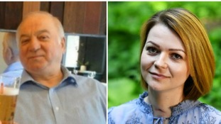 Sergei and Yulia Skripal spent weeks in hospital following the poisoning.