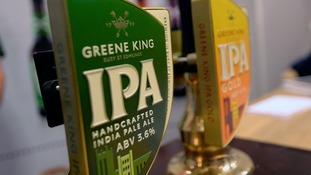 Around 100 jobs at risk at Suffolk brewer Greene King