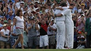 Bubba Watson wins US Masters