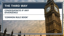 Brexit deal explainer